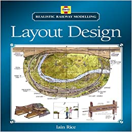 Layout Design (Realistic Railway Modelling): Iain Rice
