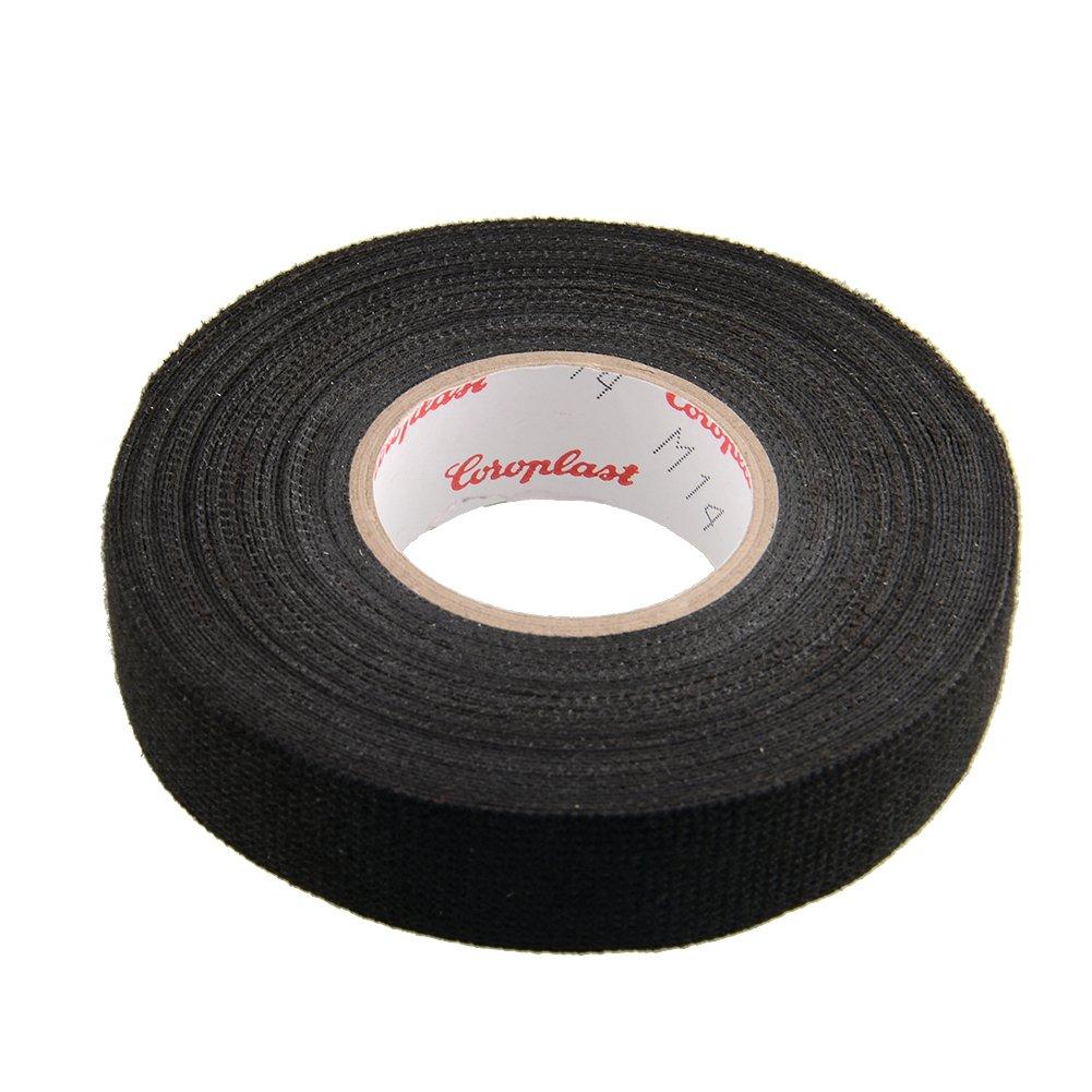 Sedeta ruban de tissu de tissu noir ruban de tissu de tissu conducteur d'argent stores tissu avec bande de tissu bande de tissu en tissu bande de tissu en tissu adhé sif polaire PET