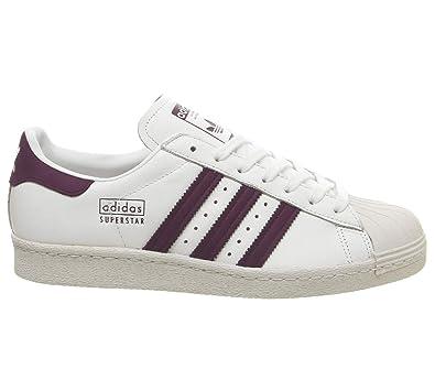 Adidas Originals Superstar 80s Kaufen Schuhe Herren Schwarz