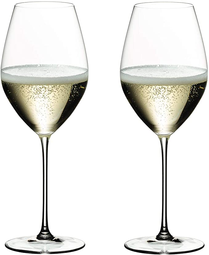 RIEDEL 6449/28 Veritas Champagne Wine Glass (Estuche 2 Copas): Amazon.es: Hogar