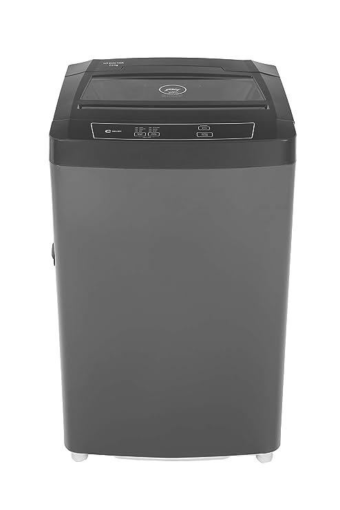 Godrej 7 Kg Fully-Automatic Top Loading Washing Machine (WT EON 700 A Gp Gr, Grey) Washing Machines & Dryers at amazon
