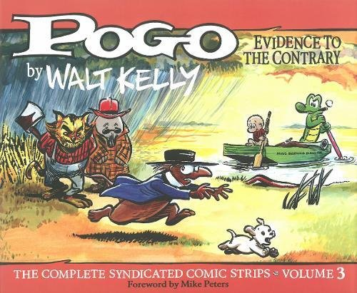 Walt Kelly Art - Pogo Vol. 3: Evidence To The Contrary (Walt Kelly's Pogo)
