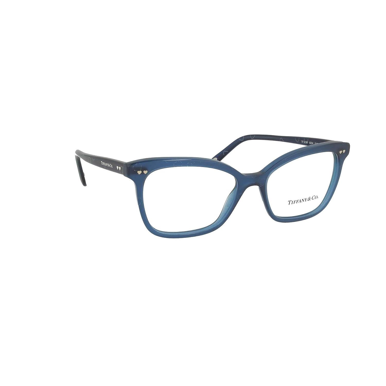 Tiffany Tf2155 8234 Cal.54 Occhiale Da Vista Blu Blue Eyeglasses Sehbrille Donna bJiloiLF