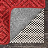 GRIP MASTER 2X Extra Thick Area Rug Cushioned Gripper Pad, 2 Feet x 10 Feet, for Hard Surface Floors, Maximum Gripper and Cushion for Under Rugs, Premium Protection Pads, Many Sizes, Rectangular