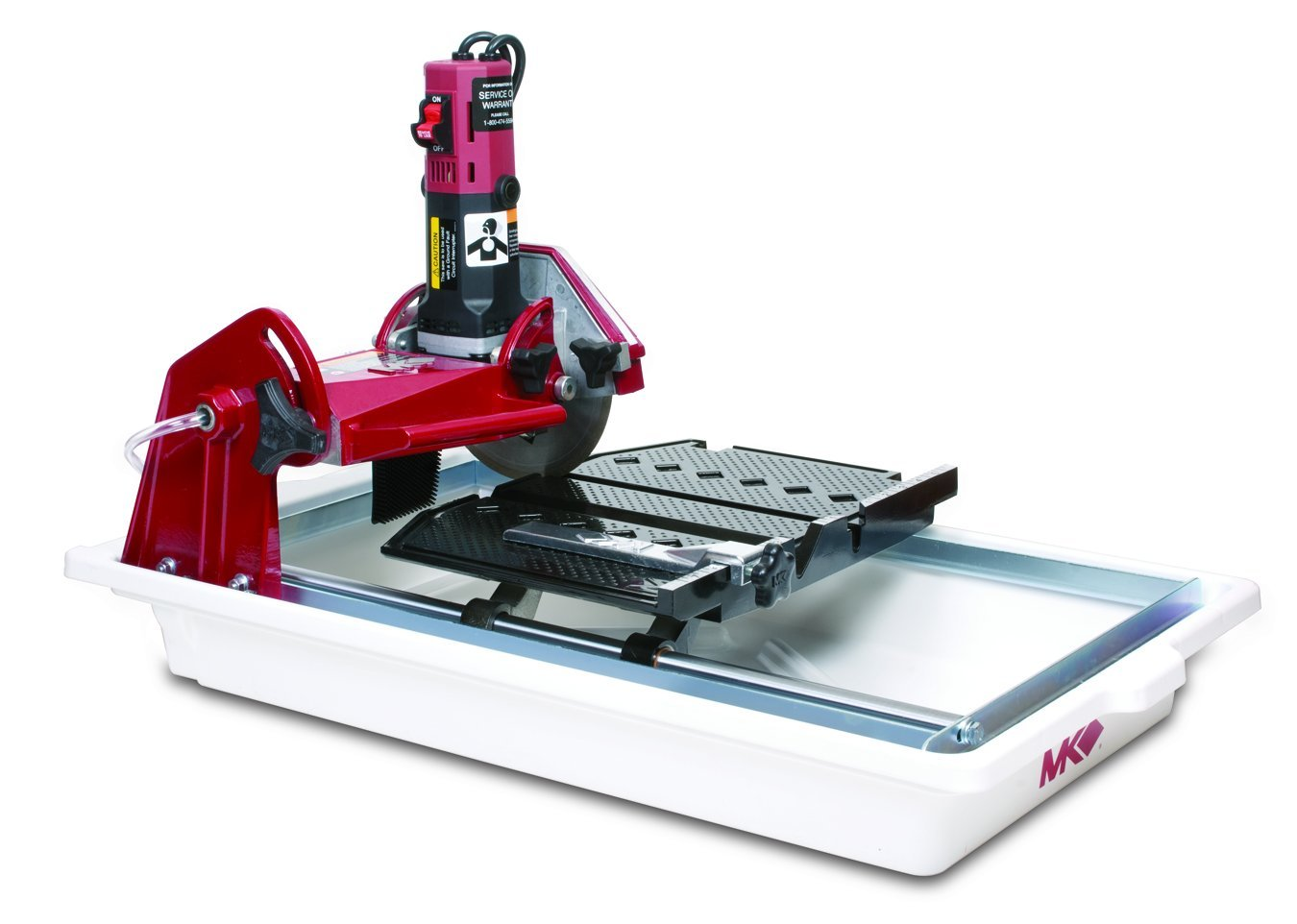 MK 370EXP 1 1 4 HP 7 Inch Wet Cutting Tile Saw