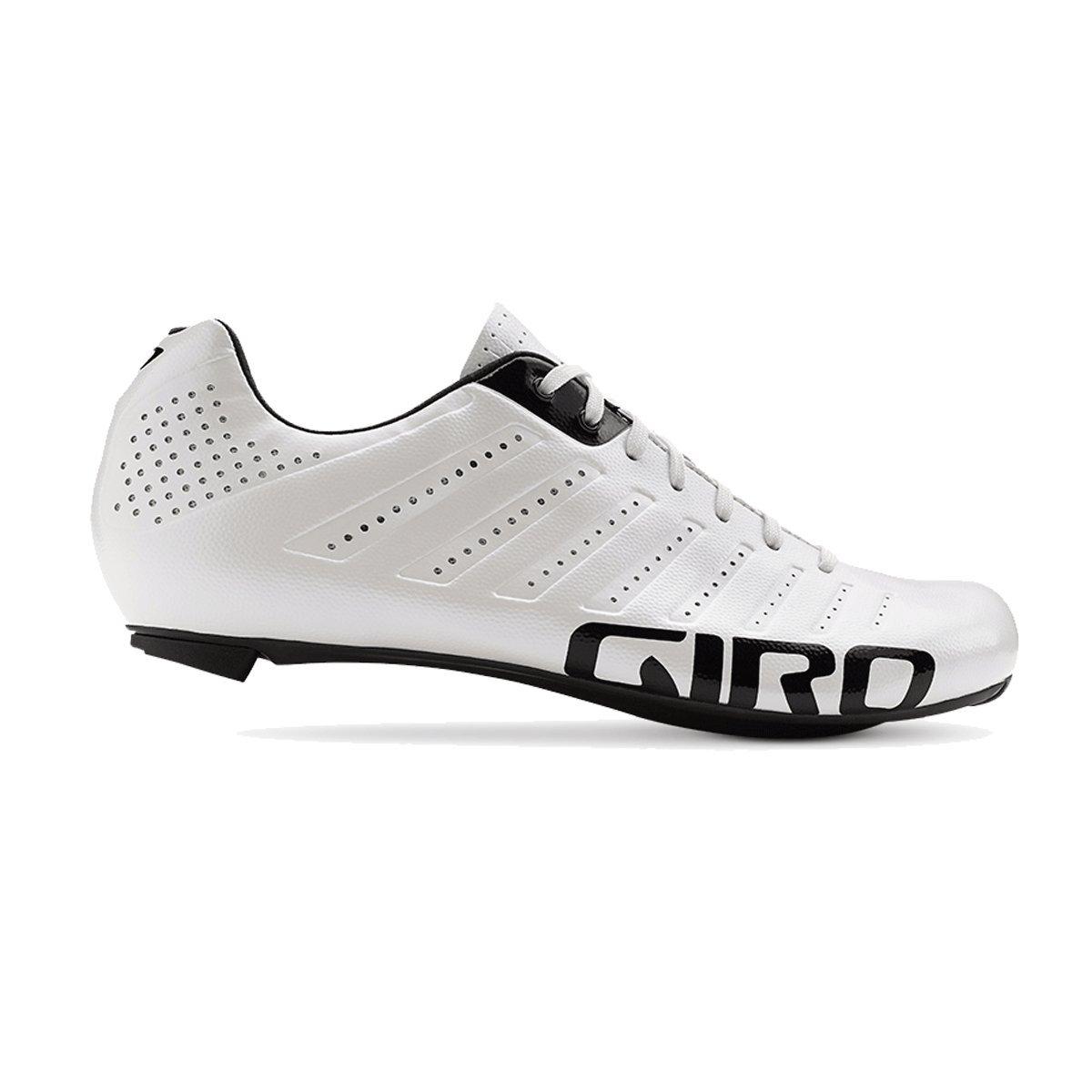Giro Empire SLX Road Cycling Shoes B00NDIGKFK 44.5|White/Black
