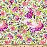 FreeSpirit Fabrics Tula Pink Pinkerville Imaginarium Cotton Candy, Fabric by the Yard