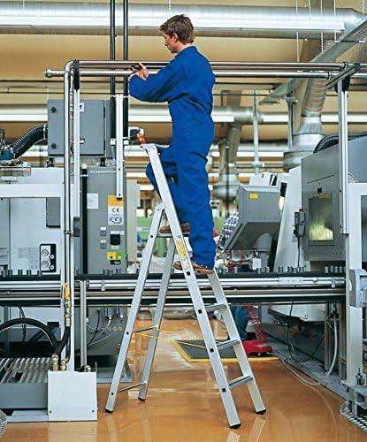 Zarges aleación-escalera, uno. Transitable, dirá Z500 41593: Amazon.es: Bricolaje y herramientas