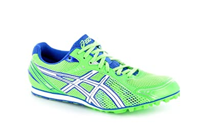 369cdd7639a9 ASICS HYPER LD ES Spiked Running Shoes (Junior Sizes) - J13  Amazon ...