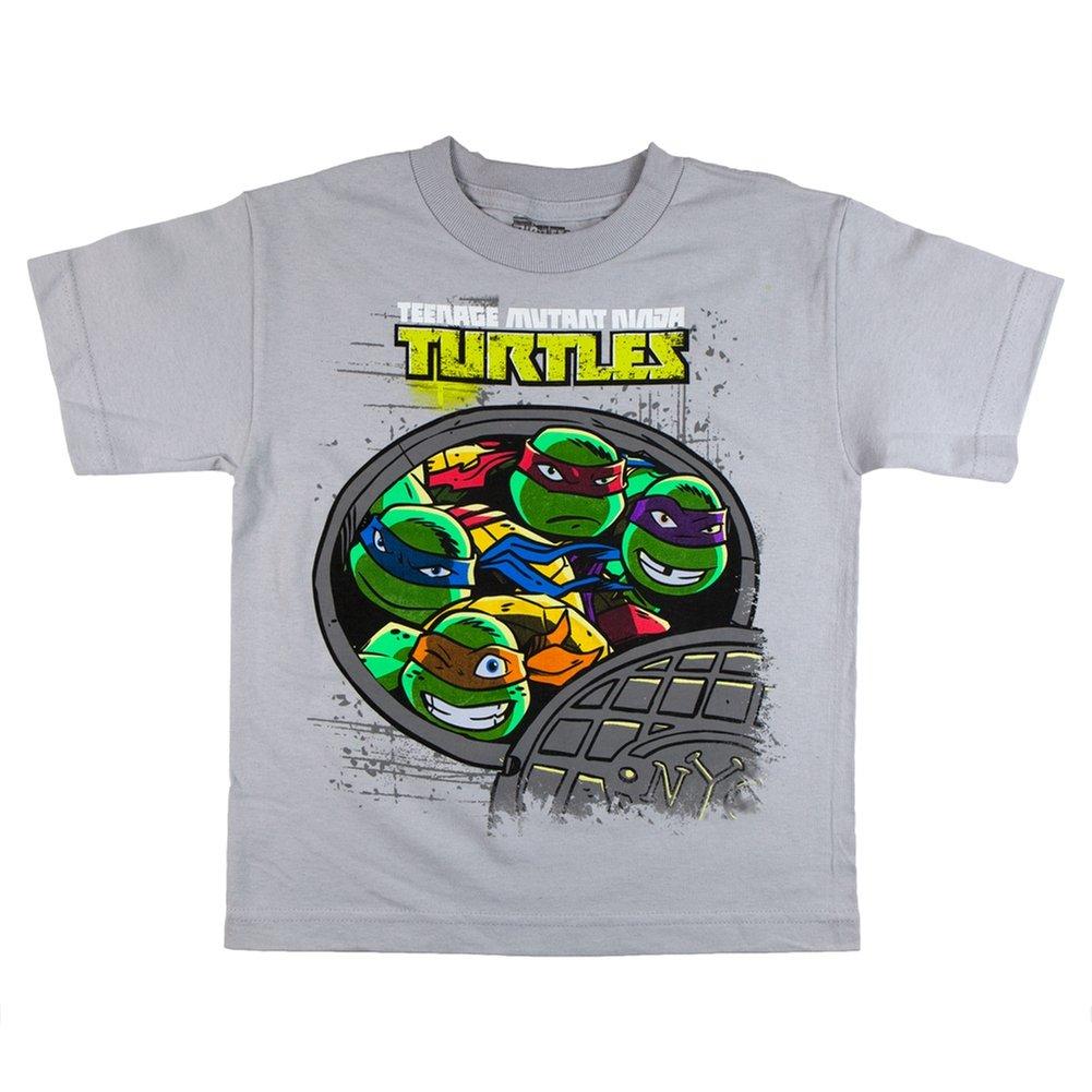 Diseño de las Tortugas Ninja - cañerías Juvy procedentes de ...