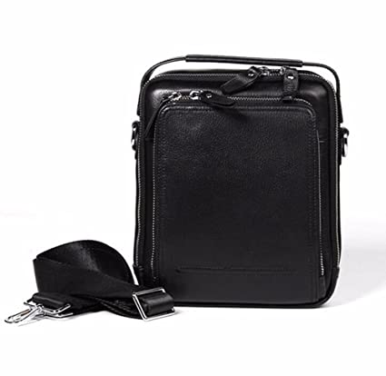 54f4eeb655d9 Image Unavailable. Image not available for. Color  NHGY Leather Men s bag  ...