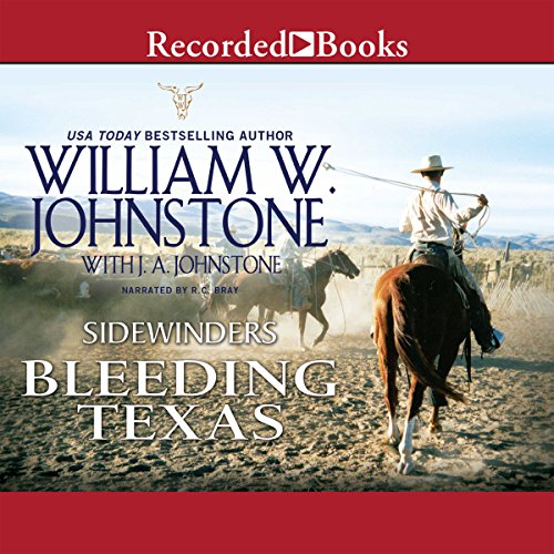 Sidewinders: Bleeding Texas
