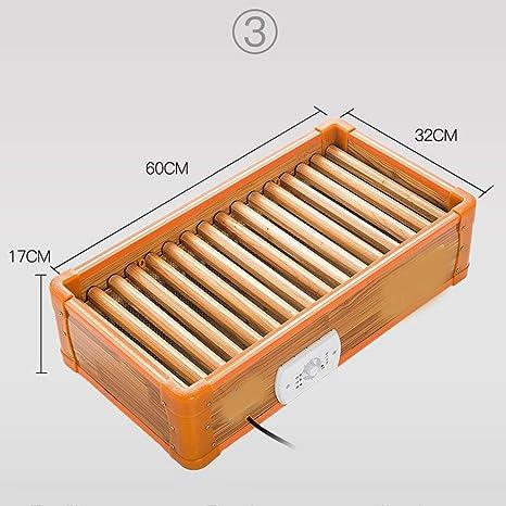 KFXL Calentador, de madera maciza Calentador doméstico Ahorro de energía Asado al fuego Calor Pie eléctrico Parrilla eléctrica Asado Asado Caja de fuego Cubo de fuego eléctrico Disponible en una varie: Amazon.es:
