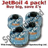 Jetboil Jet Fuel–Multi Pack–Sonderangebot