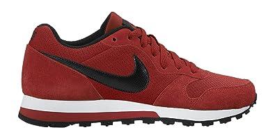Running Rougenoir 2 Garçon De Chaussures gs Md Runner Nike 8wHYE