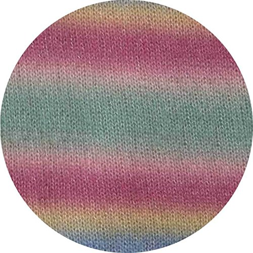 - Louisa Harding Amitola Brushed Yarn (317 - Wishes)