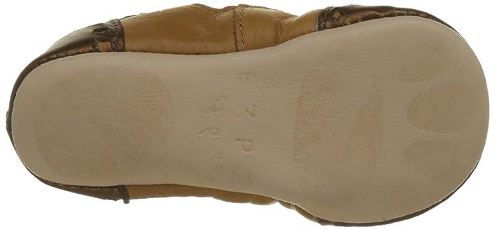 Easy Peasy Boofloo, Zapatillas de Estar por Casa para Bebés, Or (Cuivre Met/Oxi), 18 EU