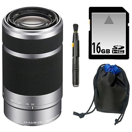 Sony NEX-5R Digital Camera SEL55210 Lens Drivers Download Free