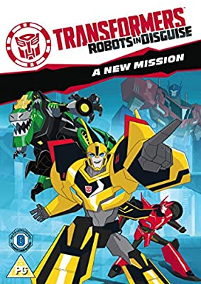 Transformers: Robots In Disguise - A New Mission [DVD]