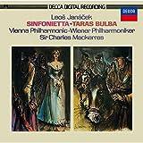 ヤナーチェク:シンフォニエッタ、タラス・ブーリバ、序曲「嫉妬」