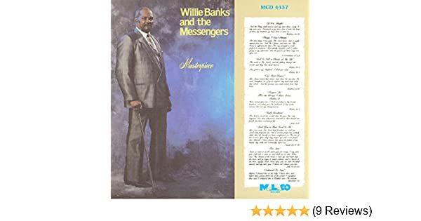 God Is Still In Charge by Willie Banks And The Messengers on