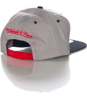 Mitchell   Ness Adjustable Basketball Snapback Cap - NBA Flat Bill Baseball  Hat c24954c20a13