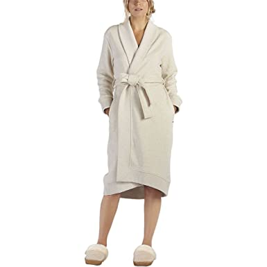 7f16c88d99 Image Unavailable. Image not available for. Colour  UGG Women s Karoline  Bath Robe ...