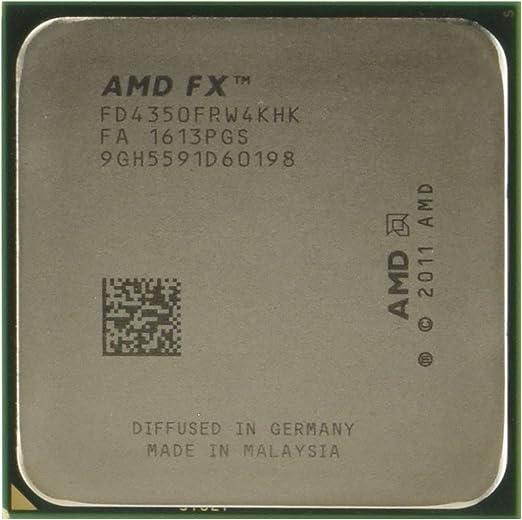Amd Fx 4350 4core 125w Am3 12mb 4 3ghz Box Computer Zubehör