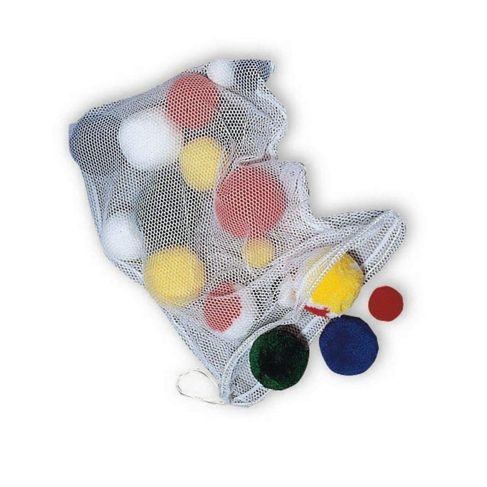 S&S Worldwide Fleece Ball Assortment (Pack of 18) by S&S Worldwide