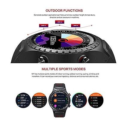 Amazon.com: Smartwatch Fitness Tracker, Activity Tracker ...