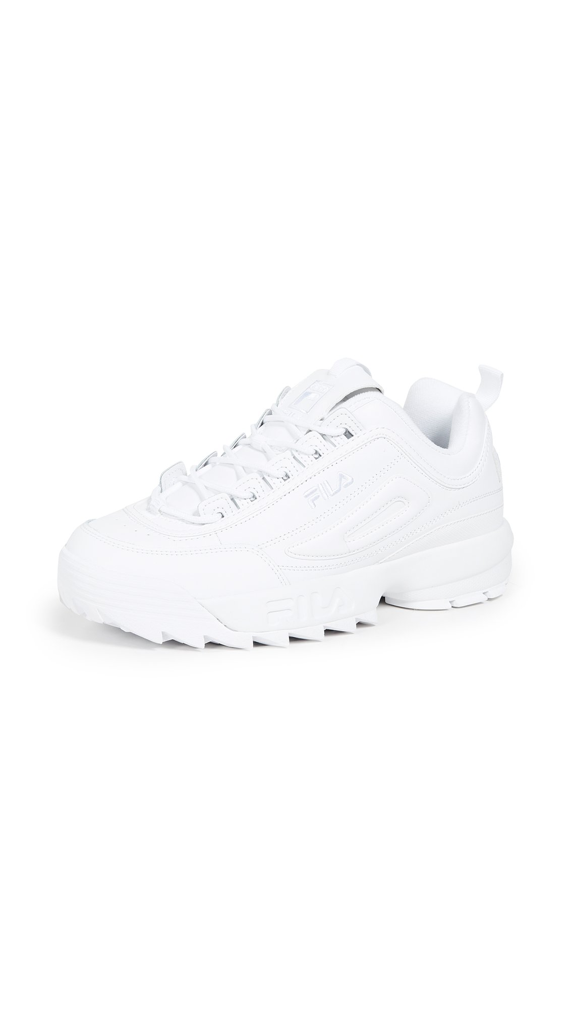 a42280f71861 Galleon - Fila Men s Disruptor II Premium Trainers