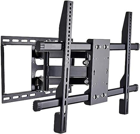 Soportes de Pared para TV, inclinación giratoria Soporte para TV VESA 600X400 mm máx. para Pantallas Planas y Curvas de Plasma LED LCD de 49-70 Pulgadas de hasta 55 kg: Amazon.es: Hogar