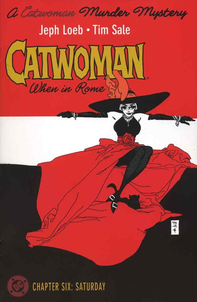Catwoman #6 When in Rome pdf