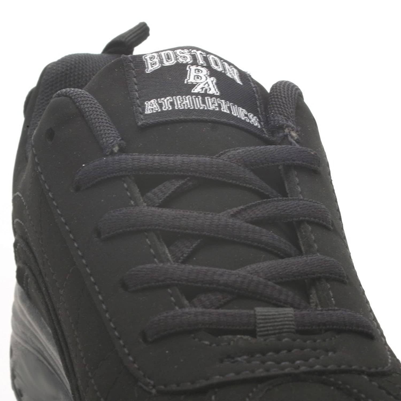 Boston Zapatillas Para Mujer 36, Color Negro, Talla 39