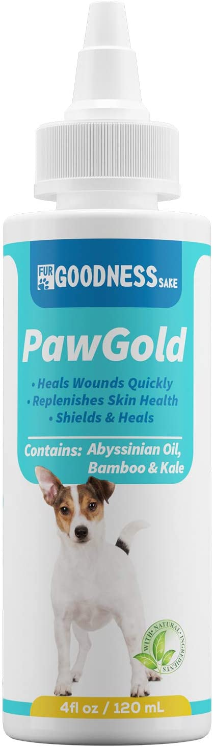 Fur Goodness Sake Paw Gold All Natural Dog Paw Balm