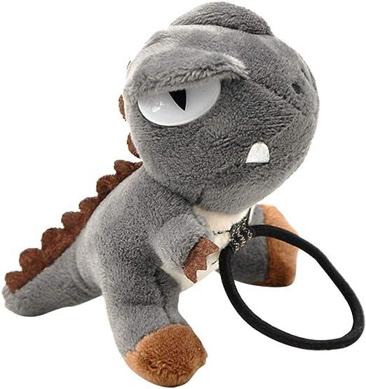 CUTICATE Lazos de Dinosaurio Cinta para Goma para Pelo Corbatas ...