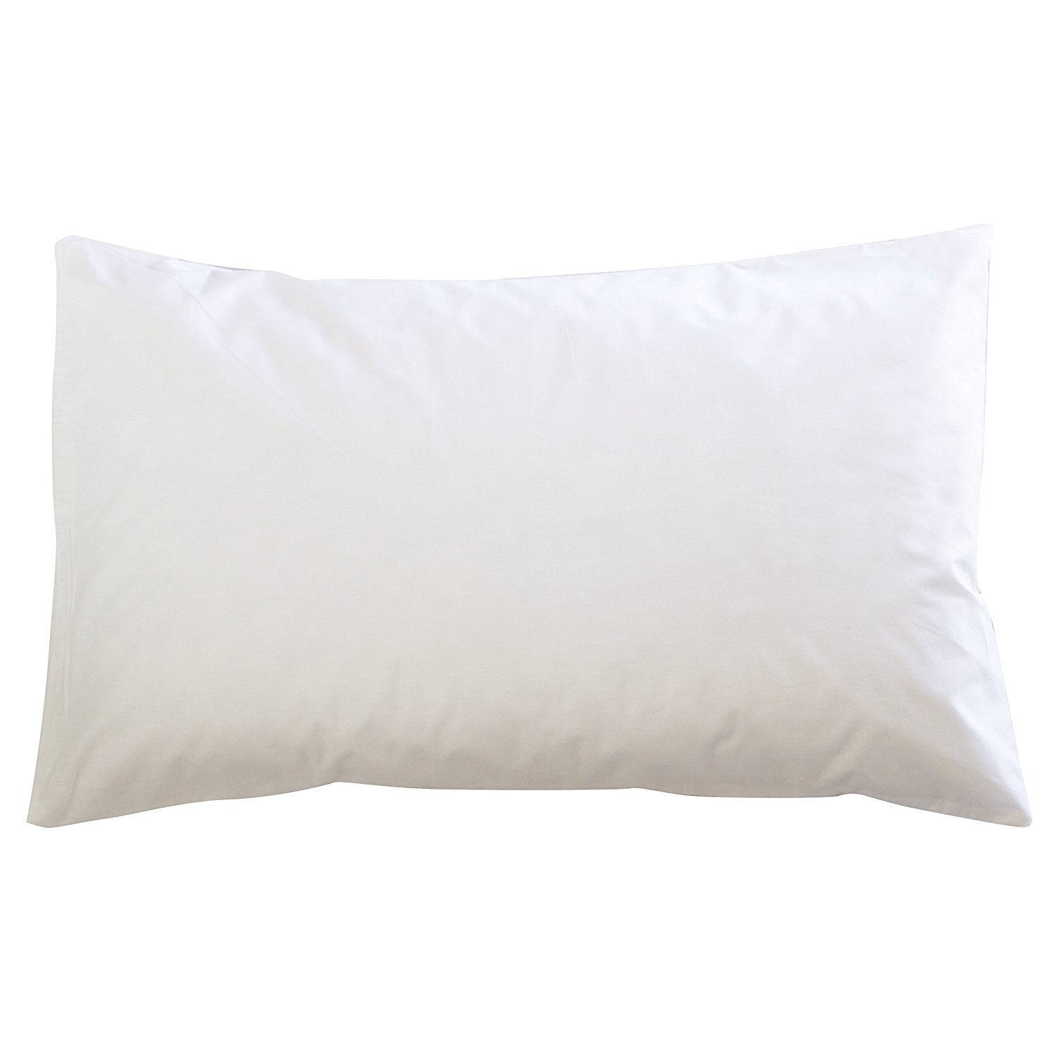 European 800 Fill Power White Goose Down Pillow. (King)