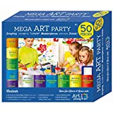 Art 101 Mega Art Party 50-Piece Kit