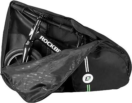 ROCK BROS Balance Bike Bag 12 Bike Transport Carry Bag with Shoulder Strap