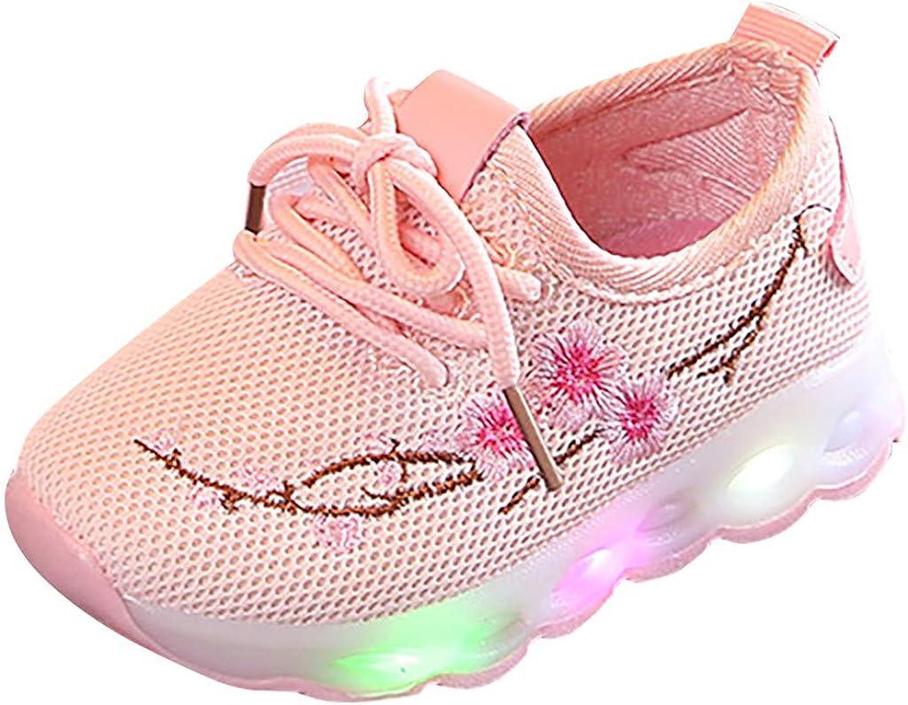 LUCOG Chaussures Enfant 15 Chaussures Premiers Pas b/éb/é Filles gar/çons Dessin anim/é Chaussures Sandales Premiers Marcheurs Chaussures /à Semelle Souple Enfants 0-3 Mois Pas Cher Bottines Baskets