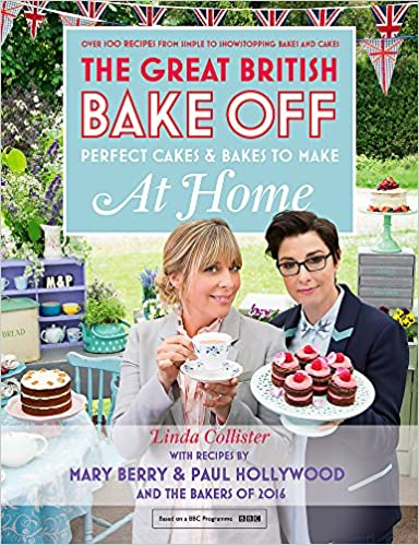 Great British Bake Off - Perfect Cakes & Bakes To Make At Home ...