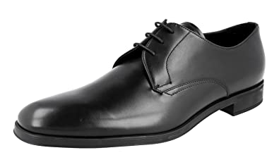Men's 2EC089 E18 F0002 Leather Business Shoes