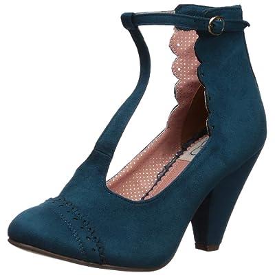 Bettie Page Women's Bp403-vio Pump: Shoes