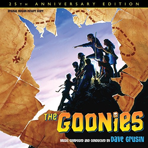 the goonies 25th anniversary soundtrack