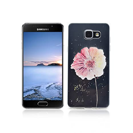 Funda Samsung Galaxy A5 2016 SM-A510F Carcasa Protectora OuDu Funda para Samsung Galaxy A5 2016 SM-A510F Caso Silicona TPU Funda Suave Soft Silicone ...