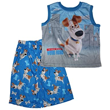 The Secret Life of Pets Boys Pajamas 4-16 (L 10/12,