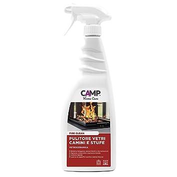 CAMP Spray Limpiador para Limpieza Barbacoa chimeneas y Estufas de Generales: Amazon.es: Hogar