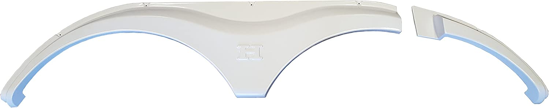 2006-2015 Heartland Big Horn Fender Skirt White