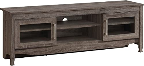Techni Mobili Grey Driftwood TV Stand