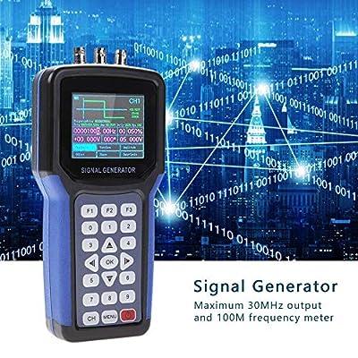 JDS2062A Handheld 2 Channel Digital Signal Generator Frequency Meter S4R2 AC110-220V(US)